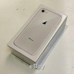 Brand New Sealed Apple iPhone 8 64GB SILVER AT&T ATT 1 Year Apple Care Warranty