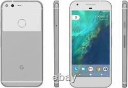 Factory Unlocked Google Pixel XL 32GB Google Edition Very Silver
