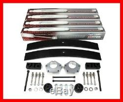 For 86-95 Toyota IFS Pickup 3 F + 2 R AAL Lift Kit 4WD with Shocks + Diff Drop