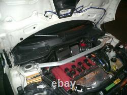 Front upper aluminum strut tower bar brace For 2006-2013 Mini Cooper R56 S Model