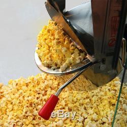 Funtime Palace Popper 8 Oz Bar Style Popcorn Popper Machine FT824PP