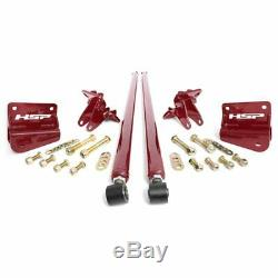 HSP 70 Bolt On Traction Bars For 2001-10 GMC Chevy 6.6L Extended Cab Short Bed