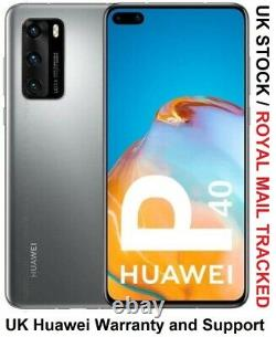 Huawei P40 Pro 256GB Silver Frost (Unlocked) (Dual SIM) UK Version