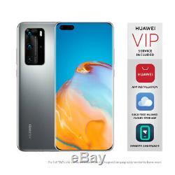 Huawei P40 Pro 5G (Dual SIM, 6.58, 50MP) Silver Frost Au Version