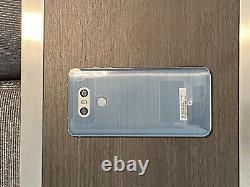 LG G6 ThinQ H872 32GB Ice Platinum (GSM AT&T/T-Mobile Unlocked)