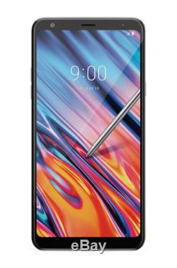 LG Stylo 5x LMQ720TS3 32GB Silvery White Boost Mobile BRAND NEW