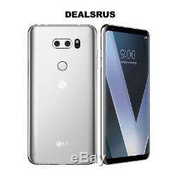 LG V30 4G LTE 64GB Factor Unlocked Smartphone Dual Camera 16MP Global