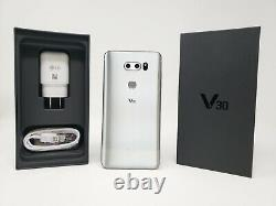 LG V30 H932 Dual Camera 4G LTE 64GB Silver (T-Mobile + GSM Unlocked) Brand New