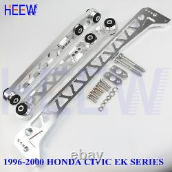 Lower Control Arm Subframe Tie Bar Lca Bolts Rear For Honda CIVIC 96-00 Ek F7 Lw