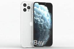NEW Apple iPhone 11 Pro Max 256GB Silver AT&T + Cricket A2161