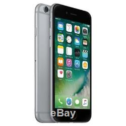 NEW Apple iPhone 6 16GB 64GB 128GB GSM/ CDMA Factory Unlocked Gold Silver Grey