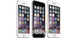 NEW Apple iPhone 6 16GB 64GB 128GB Unlocked Gold Silver Space Gray