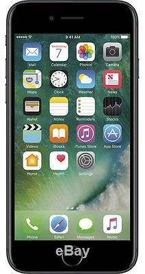 NEW Apple iPhone 7 32GB Black Gold Silver Rose Gold (A1778, GSM Unlocked)
