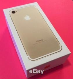 NEW Apple iPhone 7 32GB Silver Factory Unlocked Brand New Smartphone