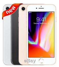 NEW Apple iPhone 8 (A1905, Factory Unlocked) All Colors & Capacity