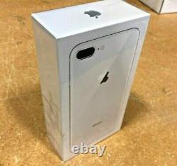 NEW Apple iPhone 8 Plus 64GB Silver A1897 MQ8U2LL/A AT&T (Factory Seal)
