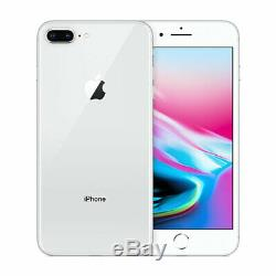 NEW Apple iPhone 8 Plus 64GB Silver AT&T / Cricket A1897