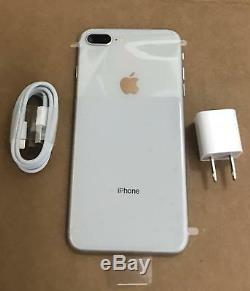 NEW Apple iPhone 8 Plus 64GB Silver (T-Mobile) FACTORY UNLOCKED! Any GSM