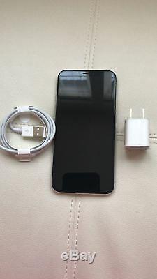 NEW Apple iPhone X 64GB Silver (Verizon) FACTORY UNLOCKED! OPEN BOX