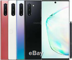 NEW Samsung Galaxy Note10 SM-N970U 256GB AT&T gsm unlokced Single SIM