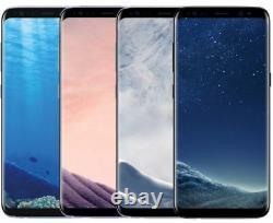 NEW Samsung Galaxy S8+ Plus G955U 64GB Unlocked GSM+CDMA AT&T T-Mobile Cricket