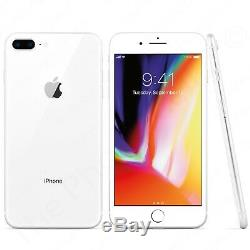 New AT&T Apple iPhone 8 Plus A1897 64GB 256GB GSM Smartphone Gold Black Silver