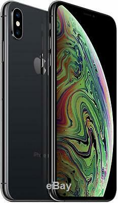 New Apple Iphone Xs Max 64gb 256gb 512gb Gray Gold Silver Unlocked Any Carrier