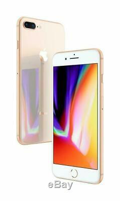 New Apple iPhone 8 Plus 64 GB or 256 GB Sealed GSM Unlocked