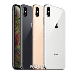 New Apple iPhone XS MAX 64GB 256GB 512GB Factory Unlocked T-Mobile AT&T Verizon