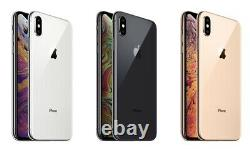 New Apple iPhone XS MAX 64GB Factory Unlocked T-Mobile AT&T Verizon (GSM+CDMA)