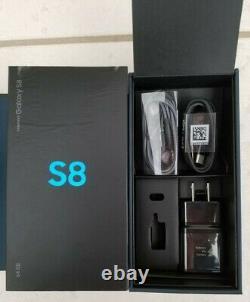 New Boxed Samsung Galaxy S8 G950U SM-G950U Factory Unlocked 5.8 64GB Smartphone