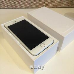 New Condition Apple iPhone 6 16GB SILVER (Unlocked)+ Warranty