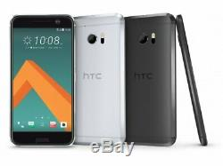 New HTC 10 (ONE M10) 5.2 32GB Unlocked Samrtphne All Colors in Sealed Box