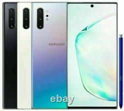 New In Box Samsung Galaxy NOTE 10 Plus N975U 256GB AT&T T-Mobile Verizon Unlock