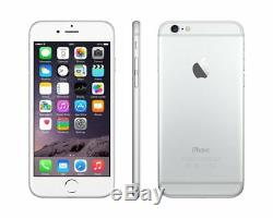 New Overstock Apple iPhone 6 16GB Silver Factory Unlocked for ATT T-Mobile