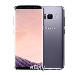 New Samsung Galaxy S8+ 64GB SM-G955U1 Factory Unlocked GSM+CDMA AT&T TMO VZN