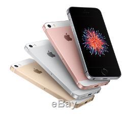 New Sealed Apple iPhone SE 128GB GSM & CDMA Unlocked Smartphone