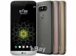 New UNOPENDED Verizon LG G5 VS987 32GB 5.3 4G LTE Smartphone/32GB/Silver