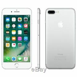 New in Sealed Box Apple iPhone 7 Unlocked Smartphone/128GB/SILVER