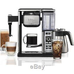 Ninja Coffee Bar Auto iQ System Programmable Beverage Maker with Built In Frother