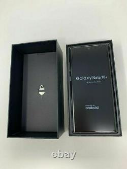 OB Samsung Galaxy Note 10+ Plus (SM-N975U) 256GB Aura Glow GSM+CDMA Unlocked