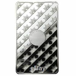 ON SALE! 10 oz Sunshine Silver Bars 100 oz Total. 999 fine (New, Lot of 10)