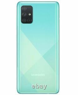 OPEN BOX Samsung Galaxy A71 SM-A715F/DS 128GB 6GB RAM (FACTORY UNLOCKED) 6.7