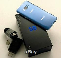 OPEN BOX Samsung Galaxy S8 SM-G950U AT&T/SPRINT/T-MOBILE/METRO/VERIZON UNLOCKED