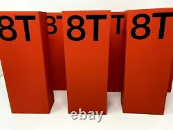 OnePlus 8T 256GB 12GB RAM KB2001 FACTORY UNLOCKED Snapdragon 865 CoLoRs
