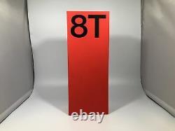 OnePlus 8T 5G 256GB Lunar Silver Unlocked NEW & SEALED