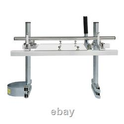 Portable Chainsaw mill 24 Inch Planking Milling 14 to 24 Guide Bar Aluminum
