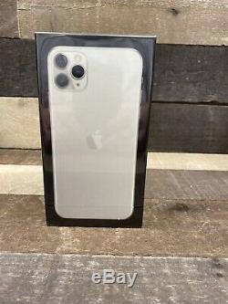 SEALED! Apple iPhone 11 Pro Max 64GB Silver (AT&T) (Straight Talk) (Cricket)