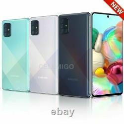 Samsung Galaxy A71 (128GB, 6GB) 6.7, Dual SIM GSM Unlocked (US + Global 4G LTE)