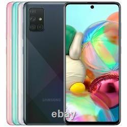Samsung Galaxy A71 SM-A715F/DS 128GB 6GB RAM (FACTORY UNLOCKED) 6.7 64MP